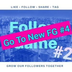 Go Join NEW Follow Game #4 in my closet! TY!